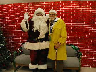 Santa & Dean